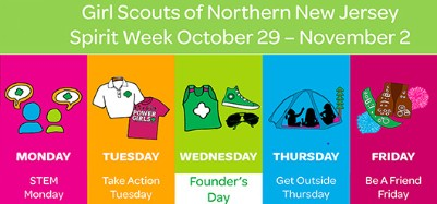 girl scouts of northern new jersey gsnnj